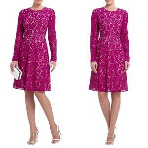 "👗bcbg ""everley"" long sleeve dress"
